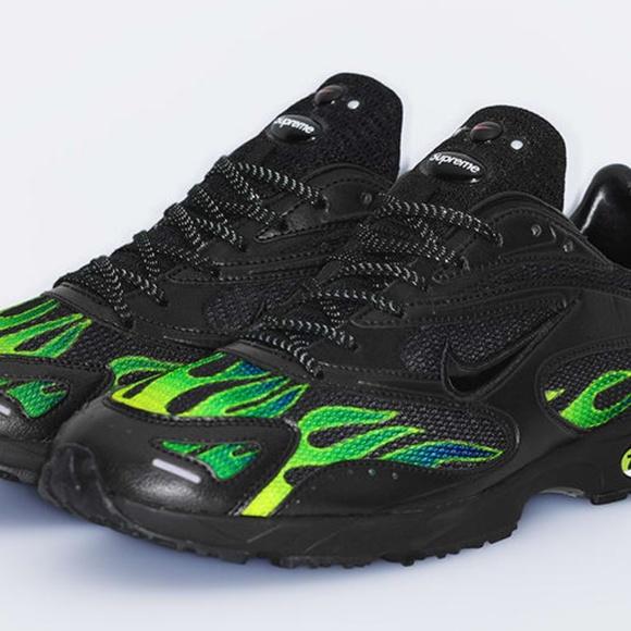 fe4554a587fdb Supreme x Nike Zoom Streak Spectrum Plus Sneakers